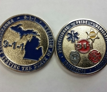 911 Challenge Coins